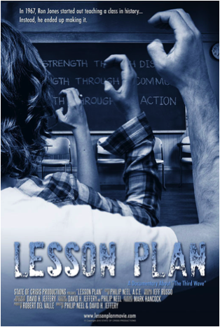 Lesson Plan, a documentary about Ron Jones' social experiment 'The Third Wave'.
