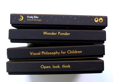 Boxes from Wonder Ponder