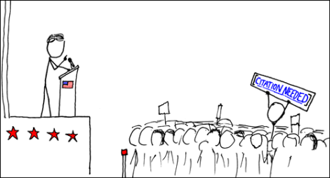Cartoon by XKCD