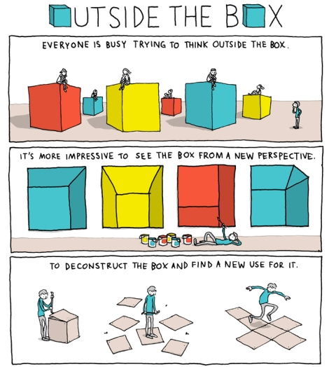 Grant Snider outside the box (adapted)