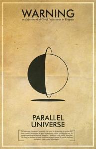 Warning parallel universe
