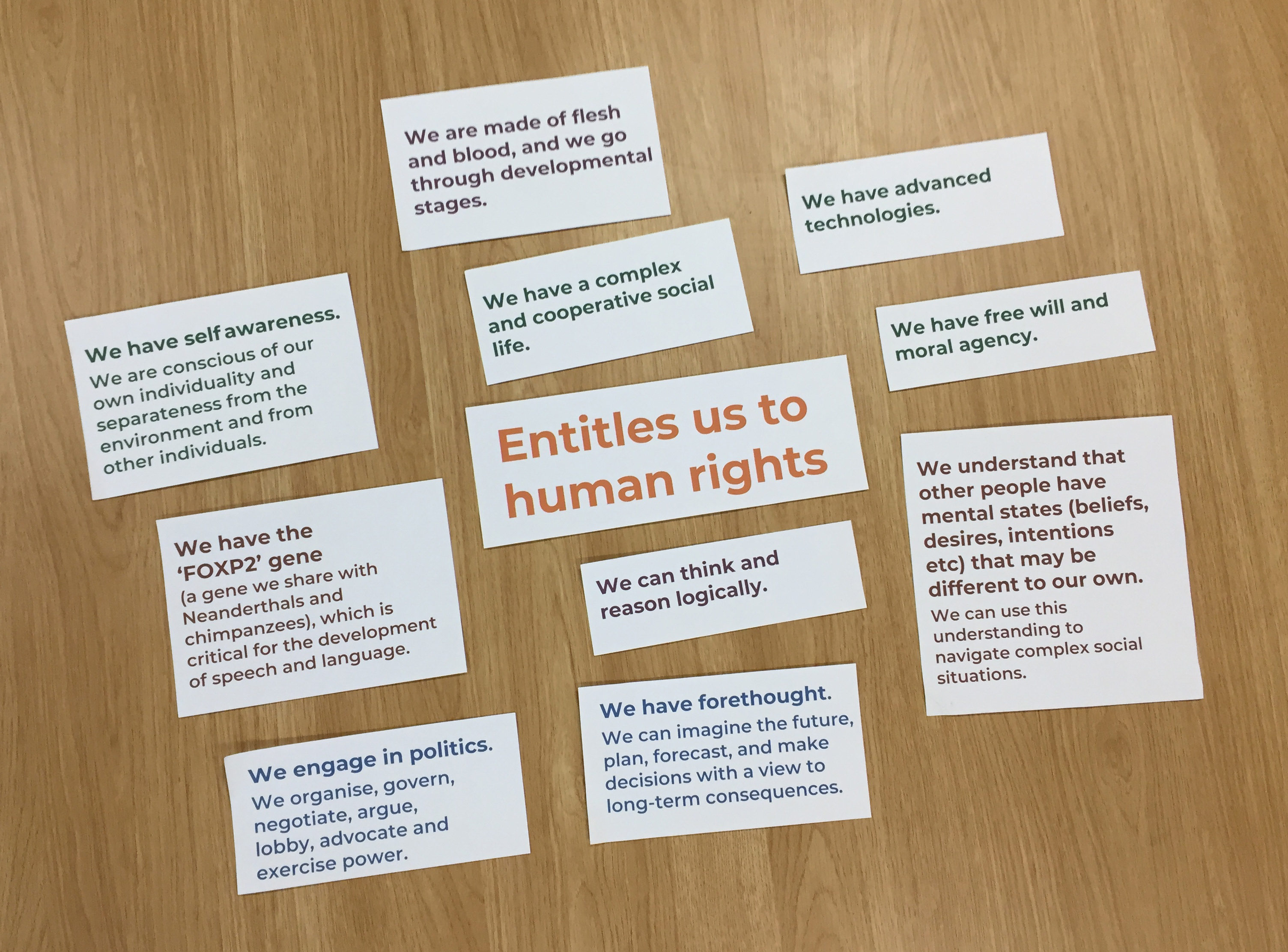 Entitles us to rights photo